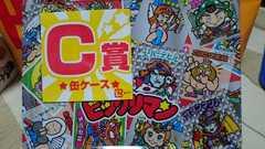 ■未開封■ビックリマン ビックリマンチョコシール絵 缶ケース みんくじC賞