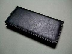 【即決 激安】本革 定番 ベーシック長財布(改良版) 新品 黒