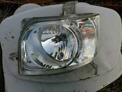 美品 N-box用ヘッドライト 左側
