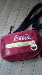 コカ・コーラ新品同様ボディバック2way