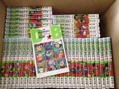 ドラゴンボール 新装版 全42巻 +F巻 全巻  鳥山明
