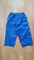 NIKE ナイキ ナイロン パンツ キッズ M 150 ブルー