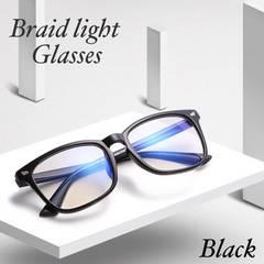 ウェリトン メガネ ブルーライトカット 伊達眼鏡 パソコン用 黒