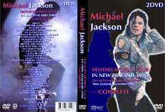 マイケルジャクソン NEW ZEALAND_1996 Michael Jackson