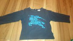 バーバリーのT シャツ