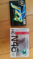 未使用品!カセットテープ(4本セット)