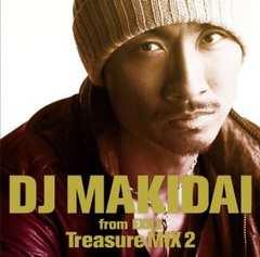 DJ MAKIDAI from EXILE / Treasure MIX 2 [CD+DVD]