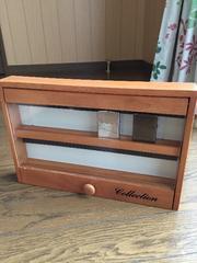木製 ライター コレクションケース