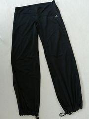 美品 adidasアディダス CLIMA365トレーニングパンツ black