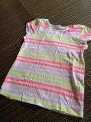 H&M女の子半袖リボン可愛い120130