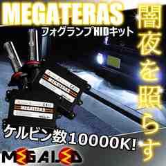 mLED】レクサスRX350前期後期/フォグランプHIDキット/H11/10000K