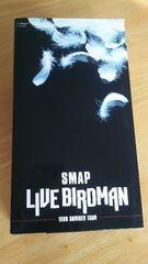 初回限定版スマップ★LIVE BIRDMAN 1999サマーツアー★VHS