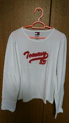 TOMMY☆Tシャツ☆XL☆白