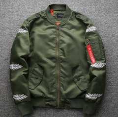 メンズジャケット 暖かい  ミリタリージャケットM~6XL/AK36