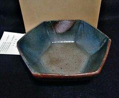 奥田喜則作 大鉢 未使用品