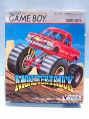 GB モンスタートラック ゲームボーイ