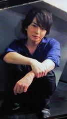 嵐☆�C枚☆松本潤☆公式写真ロゴARASHI the TOUR2013LOVE