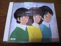 アニメサントラCD「タッチ」Original Song Book 1●
