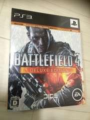 PS3 BATTLEFIELD 4 拡張パック メタルケース 新品未使用