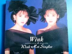 Wink 初回盤 Hot Singles 8CD付