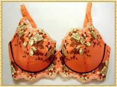 ☆トリンプ♪フルカップブラ H95 (オレンジ)