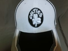 USA購入【NEWERA】39THIRTY NBA【BostonCeltic】ロゴ刺繍CAP