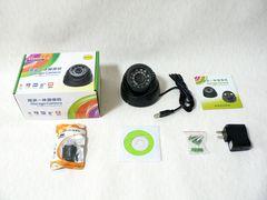 SDカード録画 監視防犯カメラ 循環録画! ●新品・即決 !