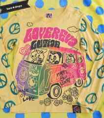 中古美品【ラブレボLOVEREVOLUTION】160~170cm1UPラブロングTシャツ