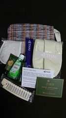 タイ航空 ビジネスクラスdivana アメニティ9点 セット