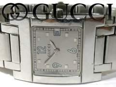 正規 1スタ 激レア★グッチ 定価12万 7700L【スイス製】腕時計