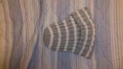 B:MING LIFE STORE byBEAMS ボーダーニット帽