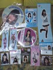 送込未開封柏木由紀AKB48ショップ公式グッズ12点セット