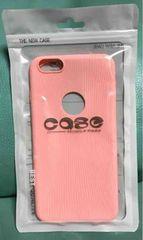 新品 シンプル iPhone6 plus用 ケース ピンク