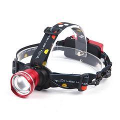 リチウム電池セット CREE 3000ルーメン 防水 LEDヘッドランプ