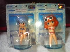 プールサイド  ミニ2  2006  レイ&アスカ