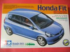 タミヤ 1/24 スポーツカー No.253 ホンダ フィット モーターライズ 絶版品