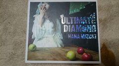 水樹奈々「ULTIMATE DIAMOND」初回DVD+ブックレット付