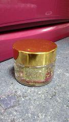 スーパーゴールド純金箔入保湿クリーム50gガラス容器未使用