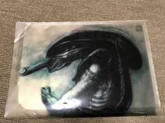 限定レア★ハリウッドSFX展★エイリアン クリアファイル美品