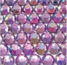 ● 2mm ● デコ用ストーン  2000粒 ライトパープル