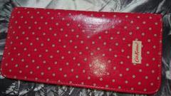 【900円スタート】新品未使用 キャスキッドソン  マグネット式トラベルウォレット  財布