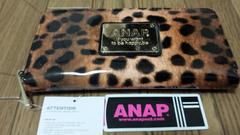 超激安 正規品 最新 未使用 ANAP  オリジナル長財布