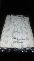 LOU GRAHAM IN USAブランドワイシャツ新品送料込