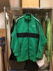 adidas アディダスオリジナルス ジャージ 緑 グリーン