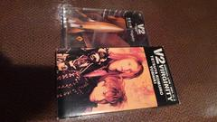 V2/背徳の瞳&VIRGINITY/1991LIVE VHS&CD/YOSHIKI/X JAPAN/TMN