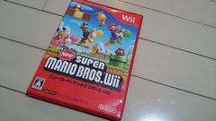 送料込み・Wii・スーパーマリオブラザーズ