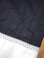 ティファナ ブラス綿レース スカート/送料250円