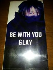 GLAY◇BEWITHYOU☆CDシングル美品!ビーウィズユー