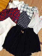 ☆新品から中古☆かわいいお洋服いっぱい(o^^o)☆23点=M.L
