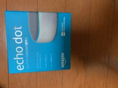 Amazon Echo dot 第3世代 スマートスピーカー
